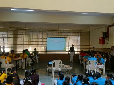 Inter House Quiz competition